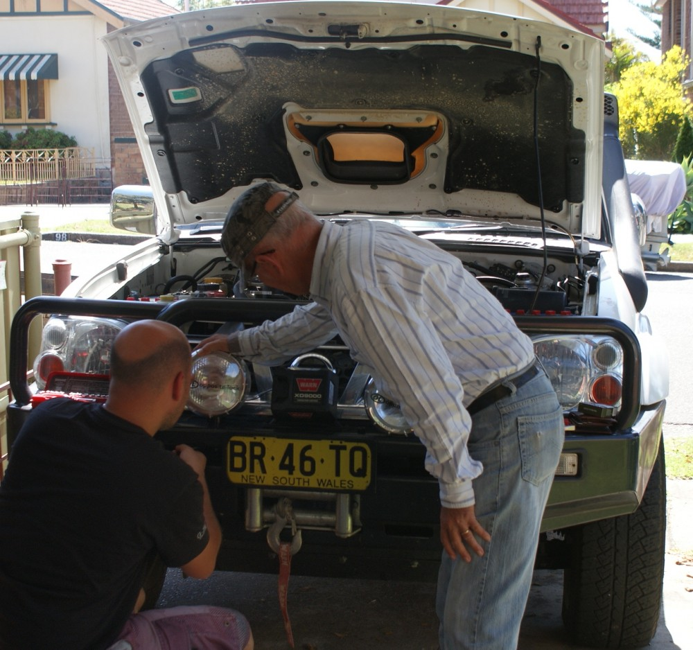 4wd, camping and touring Australia
